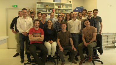 "Inserm U979 ""Wave Physics for Medicine"", ESPCI Paris"